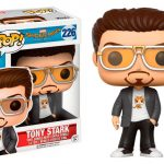 Funko POP Tony Stark 9 cm. SpiderMan: Homecoming. Marvel
