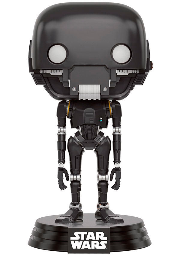 Funko POP droide K-2SO 9 cm. Rogue One: A Star Wars Story