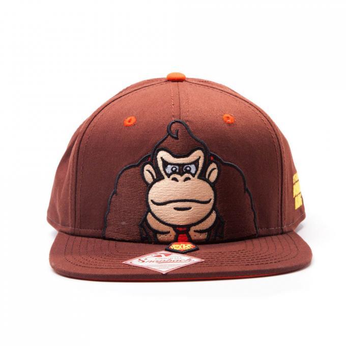 Gorra Béisbol Donkey Kong. Nintendo