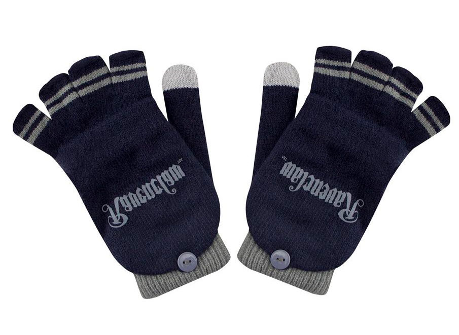 Guantes Ravenclaw. Harry Potter