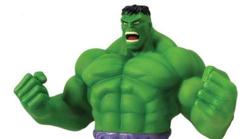 Hucha Hulk 20 cm. Los Vengadores. Monogram