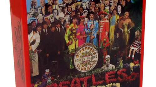 Hucha Sgt Pepper