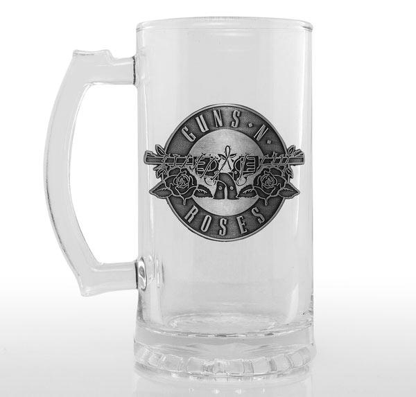 Jarra de cerveza Guns N' Roses