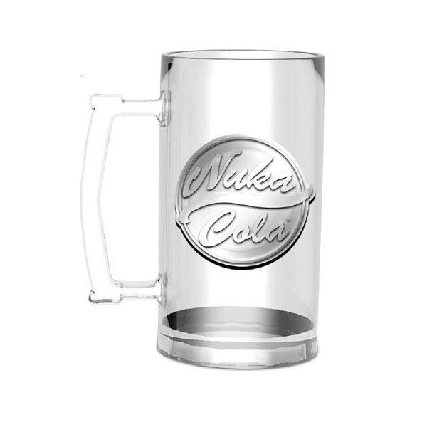 Jarra de cerveza Nuka Cola. Fallout