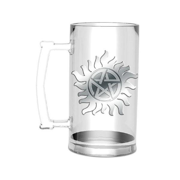 Jarra de cerveza Supernatural