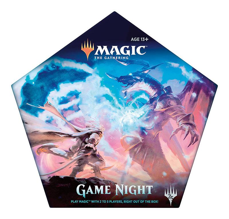 Juego de mesa Game Night. Magic the Gathering. Versión inglés. Wizards of the Coast