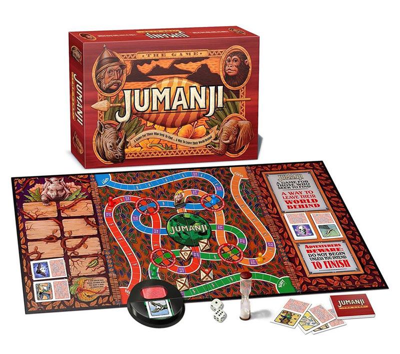 Juego de mesa Jumanji edición en inglés