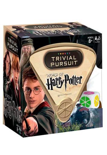 Juego de mesa Trivial Pursuit Harry Potter