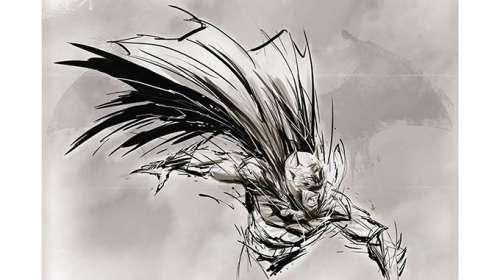 Lámina poster Batman