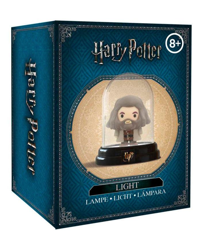 Lámpara Harry Potter Bell Jar Hagrid 13 cm