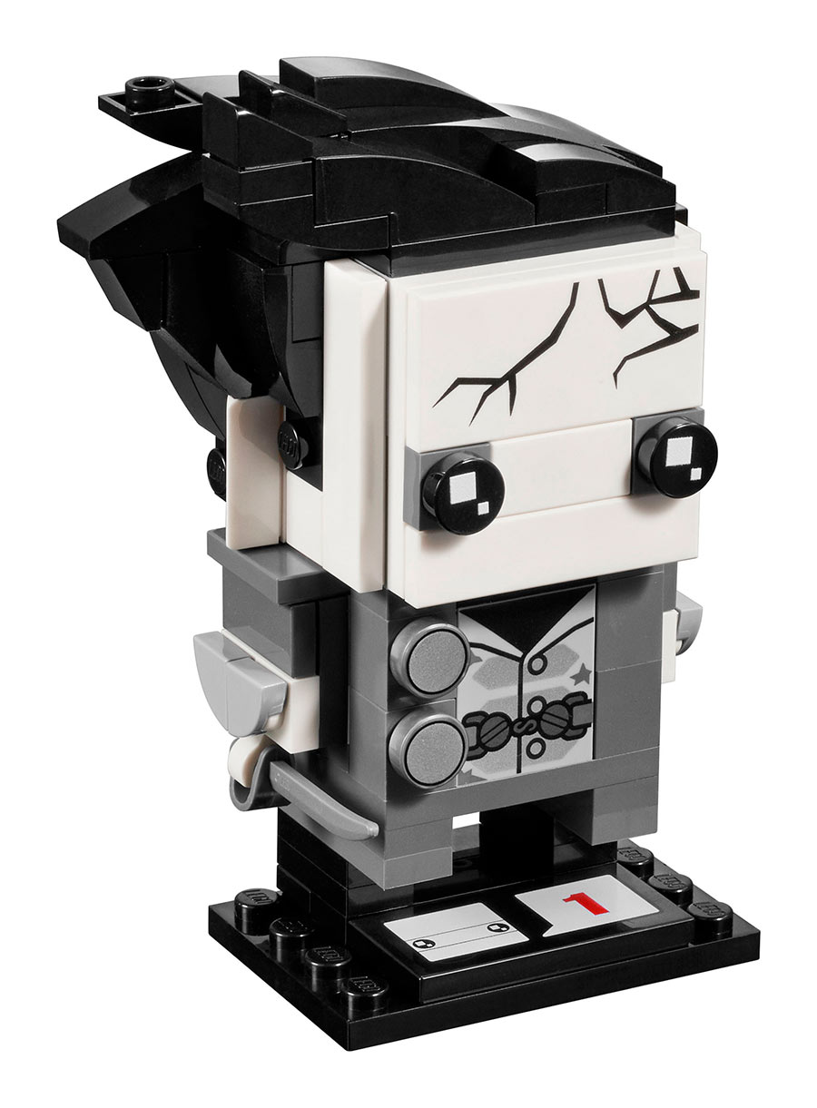 LEGO BrickHeadz. Piratas del Caribe: La Venganza de Salazar. Capitán Armando Salazar. 41594