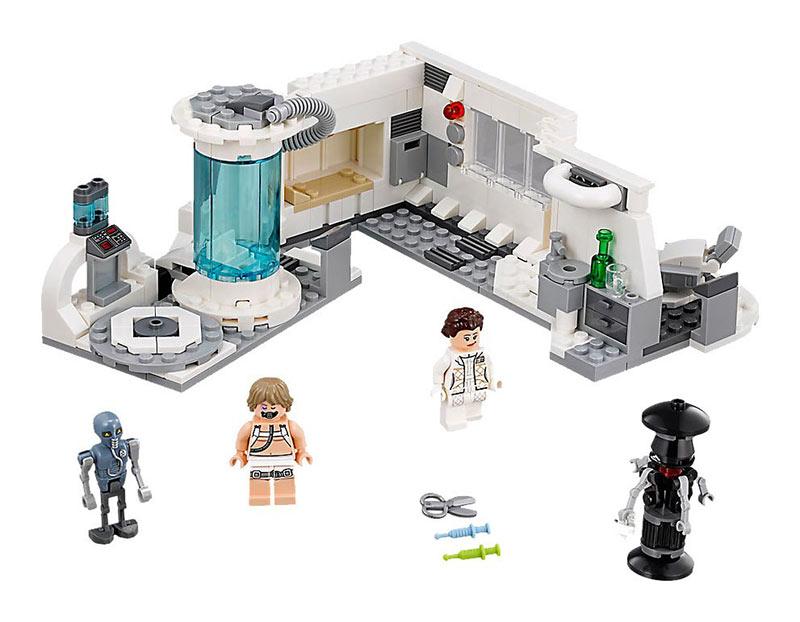 LEGO Cámara médica de Hoth Star Wars Episodio V. 75203