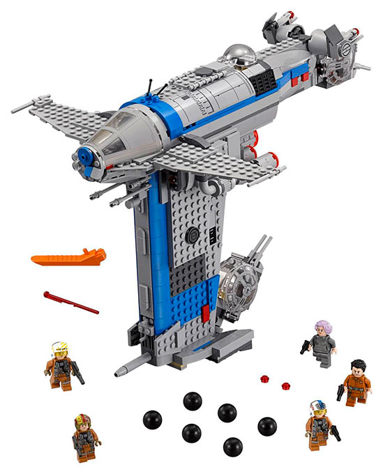 Lego Bombardero de la Resistencia