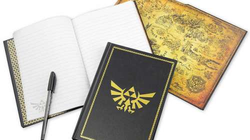 Libreta The Legend of Zelda