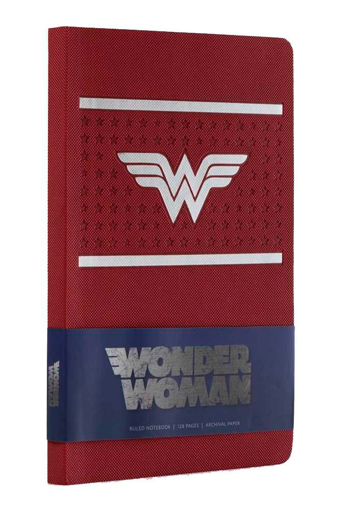 Libreta Wonder Woman. Insight Collectibles