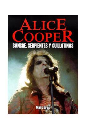 Libro Alice Cooper. Sanfre