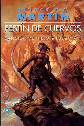 Libro Canción de Hielo y Fuego: Festín de Cuervos. Edición Bolsillo Omnium George R. R. Martin
