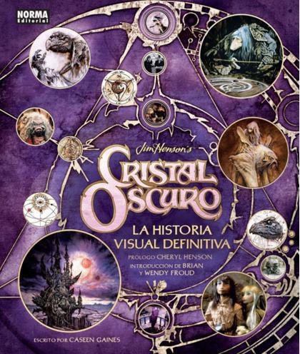 Libro Cristal Oscuro: La historia visual definitiva