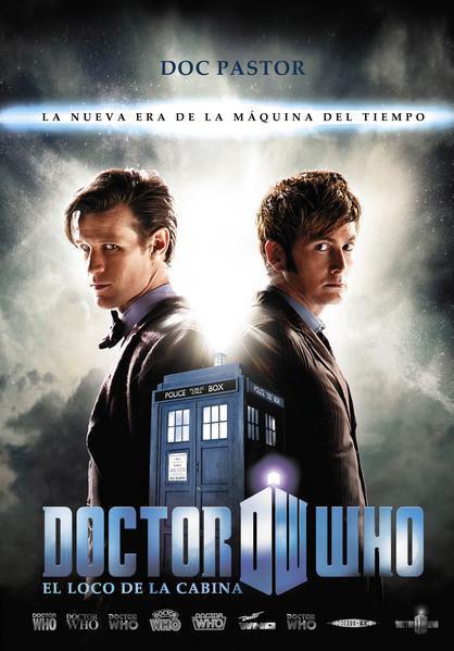 Libro Doctor Who el loco de la cabina: La nueva era de la Maquina del Tiempo