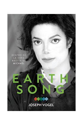 Libro Earth Song. dentro de la obra maestra de Michael Jackson
