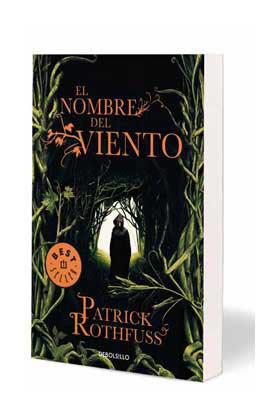 Libro El Nombre de Viento. Patrick Rothfuss