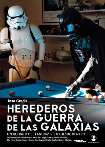Libro Herederos de la Guerra de las Galaxias