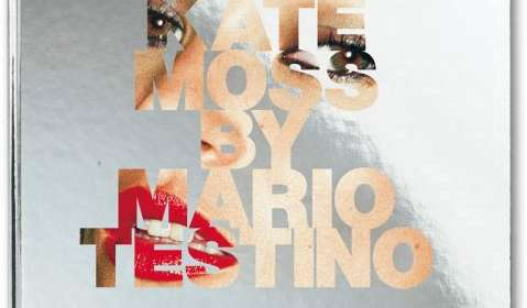 Libro Kate Moss por Mario Testino