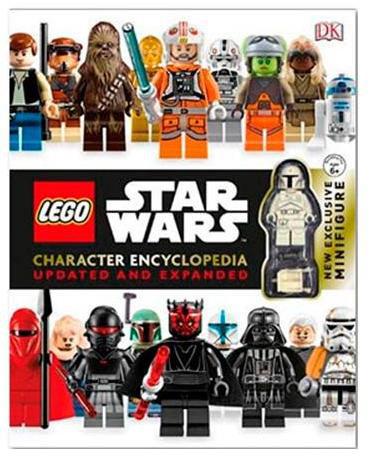 Libro Lego Star Wars. Enciclopedia de Personajes