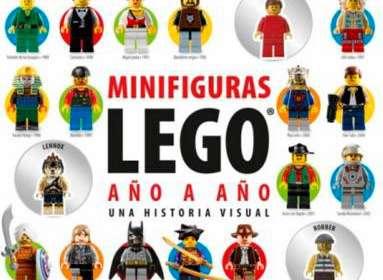 Libro Lego. Minifiguras Año a Año