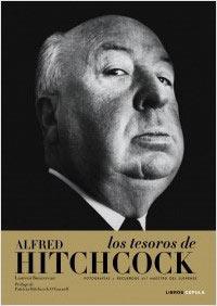 Libro Los tesoros de Alfred Hitchcock
