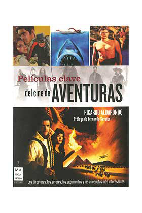 Libro Películas Clave del Cine de Aventuras