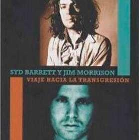 Libro SYD Barret y Jim Morrison