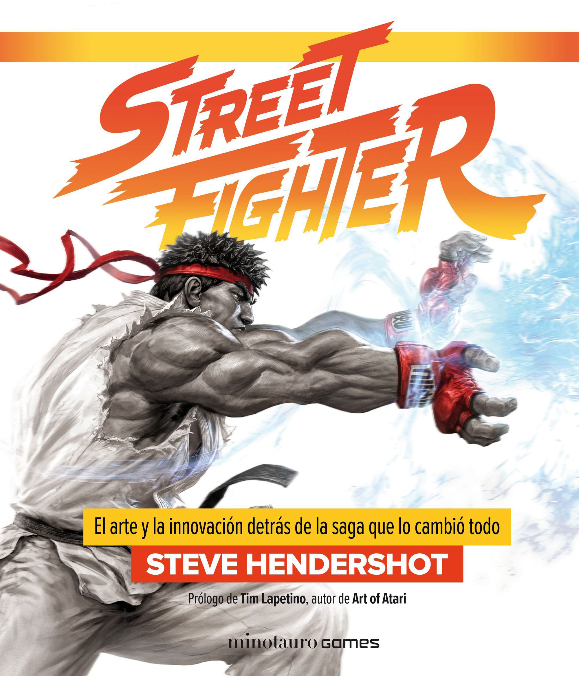 Libro Street Fighter