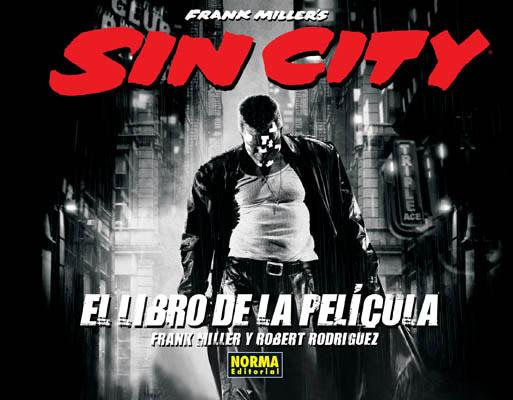 Libro de la Película Sin City