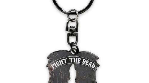 Llavero Daryl Dixon
