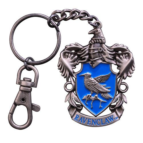 Llavero Harry Potter casa Ravenclaw 5 cm. Metálico. Noble Collection