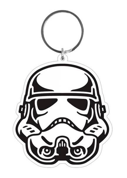 Llavero Stormtrooper. Star Wars