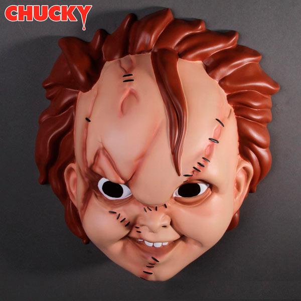Máscara Chucky. Mezco Toys