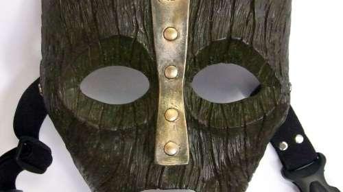 Máscara Jim Carrey (La Máscara). Viking Loki