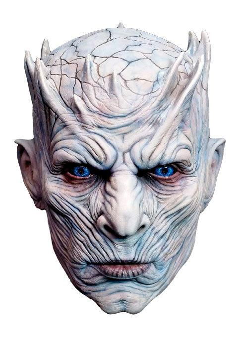 Máscara de látex Rey de la noche. Juego de Tronos