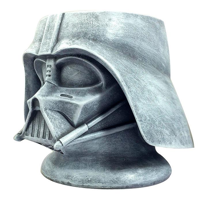 Maceta casco Darth Vader 15 cm