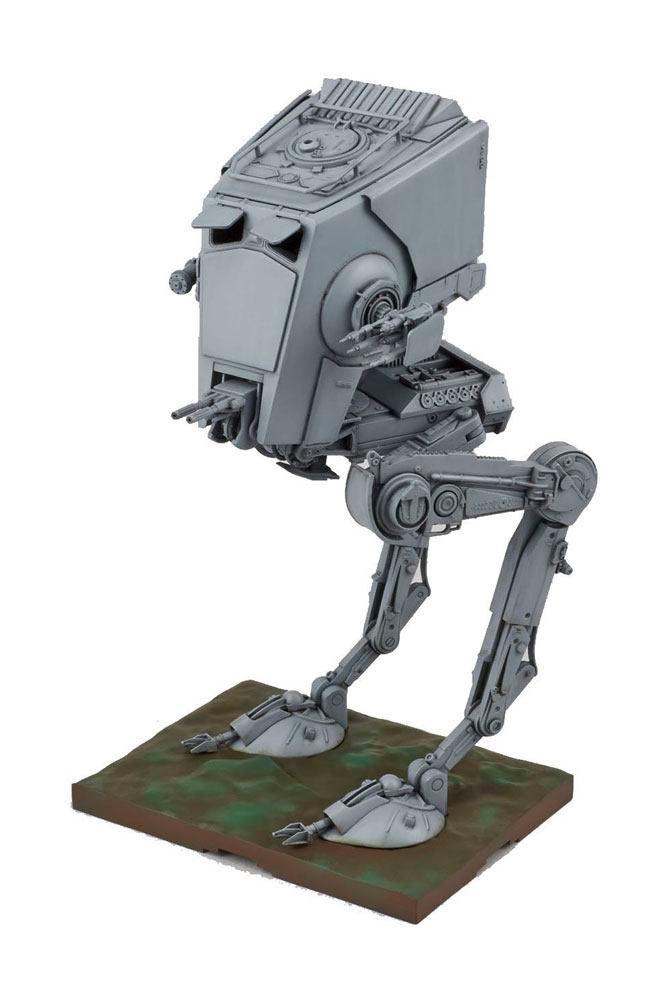 Maqueta AT-AS 18 cm. Star Wars. Escala 1:48. Bandai