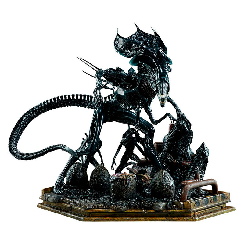 Maqueta Alien Queen 48 cm. Alien vs. Predator. Sideshow Collectibles