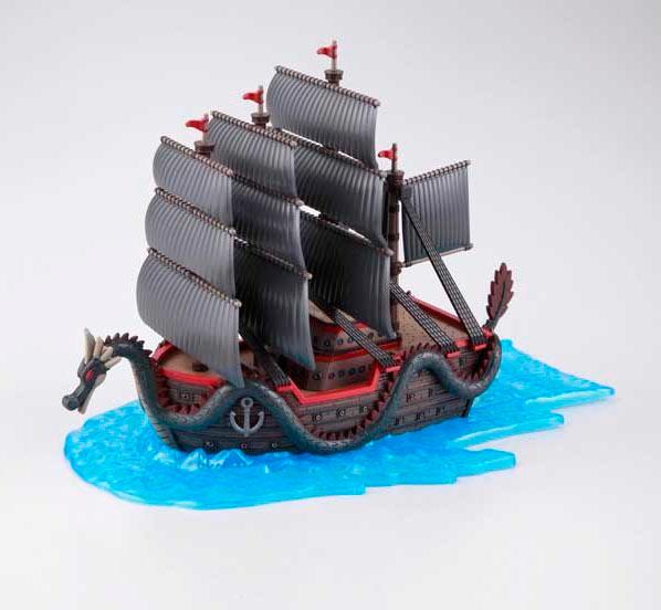 Maqueta Dragon's Ship 15 cm