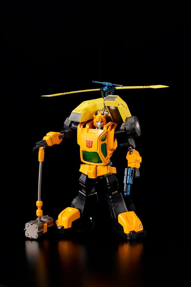 Maqueta Model Kit Bumblebee 15 cm. Transformers. Furai Model. Flame Toys