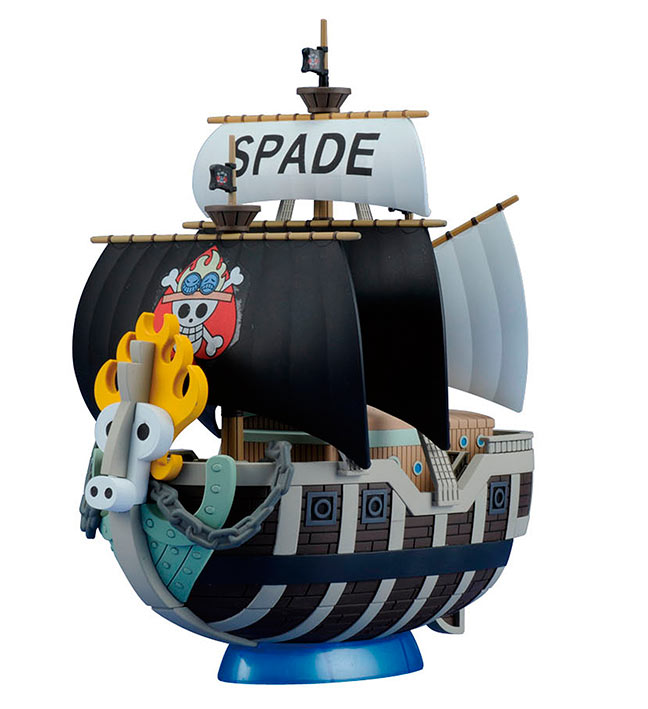 Maqueta Spade Pirates 15 cm