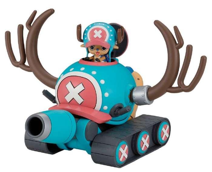 Maqueta Tank Chopper Robo Series 10 cm
