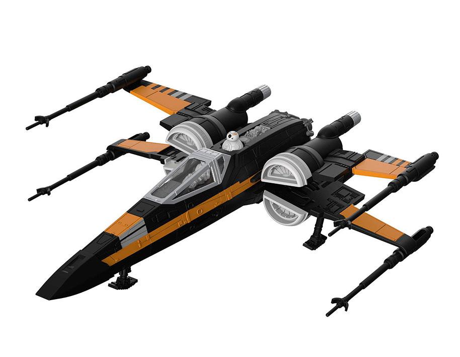 Maqueta nave Poe Dameron X-Wing Fighter