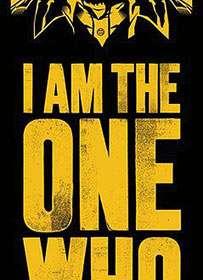 Mega póster Breaking Bad. I am the one who Knocks