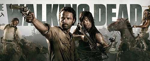 Mega póster The Walking Dead